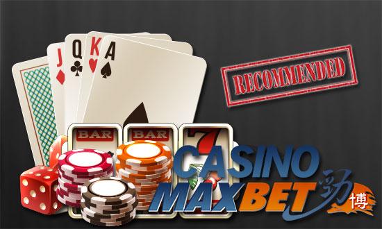 Agen Casino Maxbet Online Terpercaya Dan Terbesar di Indonesia