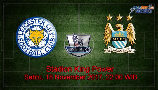 Prediksi Bola Leicester City vs Manchester City